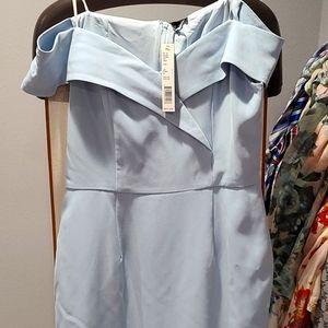 Off the shoulder dress Gianni Bini